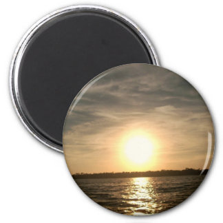 Gulf Shores Sunset/Ocean Magnet