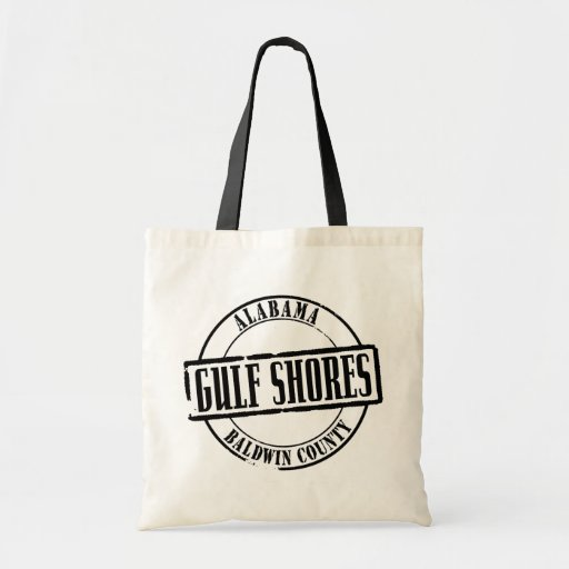 Gulf Shores Title Bag