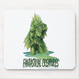 Gulf Stream Gill Man Mouse Pad