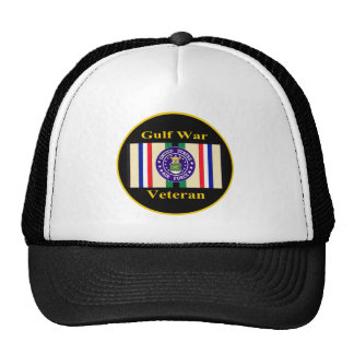 Gulf War Veteran Air Force Hat