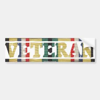Gulf War Veteran CMR Bumper Stickers
