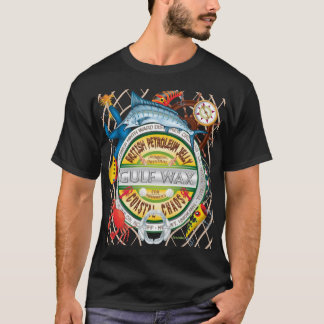 Gulf Wax by British Petroleum T-Shirt
