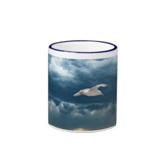 Gull in a Storm Mug