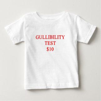 gullible tee shirt
