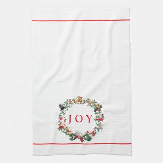Gulliver's Angels Barking for JOY Kitchen Towel