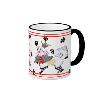 Gulliver's Angels Gia the Mouse Queen Mug