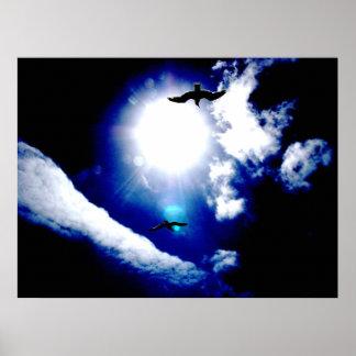 Gull's Dream Poster
