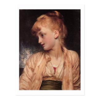 Gulnihal - Lord Frederick Leighton Postcard