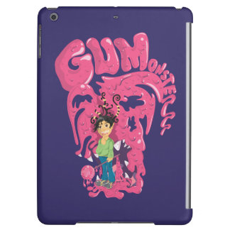 Gum Monsterrr iPad Case