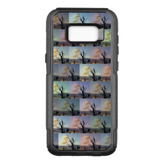 Gum Tree Abstract Art, OtterBox Commuter Samsung Galaxy S8+ Case