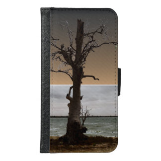 Gum Tree Popout Art, Galaxy S6 Wallet