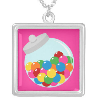 Gumball Candy Necklace