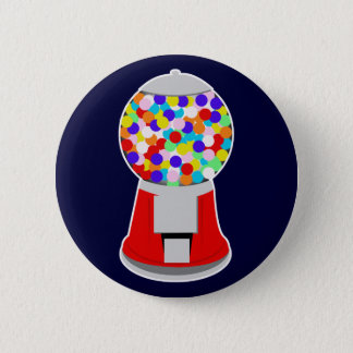 Gumball Machine 6 Cm Round Badge