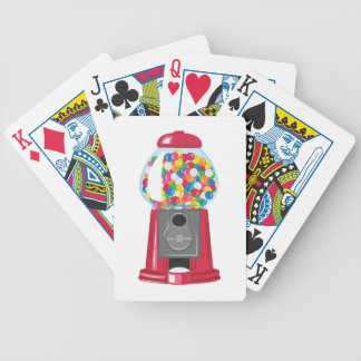 Gumball Machine Bicycle Playing Cards