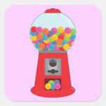 Gumball Machine Stickers