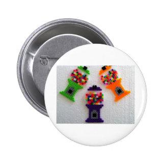 Gumball Machines 6 Cm Round Badge
