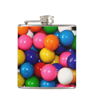 Gumballs Flask