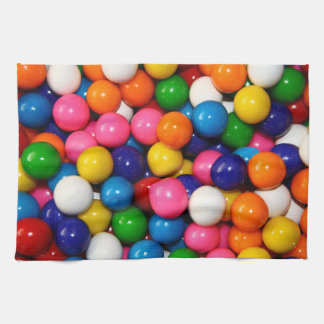 Gumballs Kitchen Towels