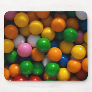 Gumballs! Mouse Pad