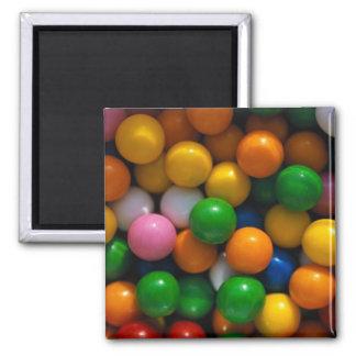 gumballs square magnet