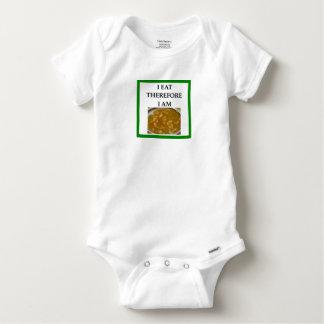 gumbo baby onesie