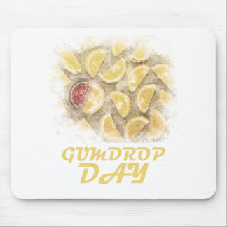 Gumdrop Day - 15th February Appreciation Day Mouse Pad