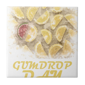 Gumdrop Day - 15th February Appreciation Day Tile