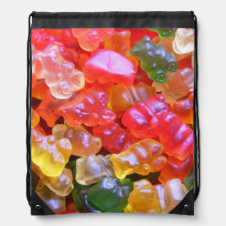 Gummy All Your Lovin' Drawstring Bag