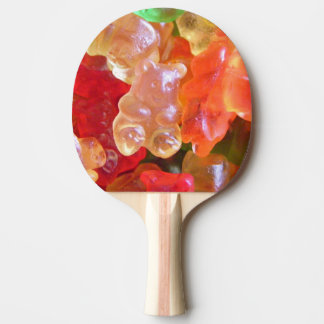 Gummy All Your Lovin' Ping Pong Paddle