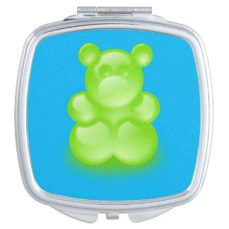 Gummy Bear Compact Mirror
