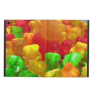 Gummy Bear Crowd iPad Air Cover