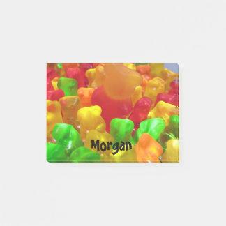 Gummy Bear Crowd Post-it® Notes