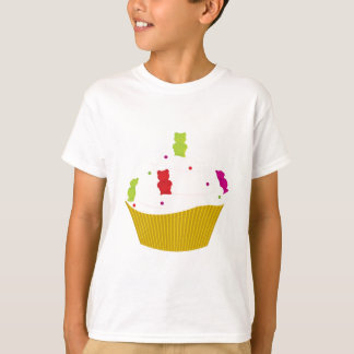 Gummy bear cupcake T-Shirt