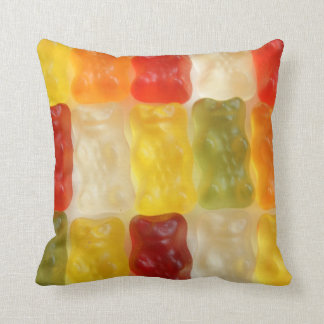 gummy bear dreams cushion