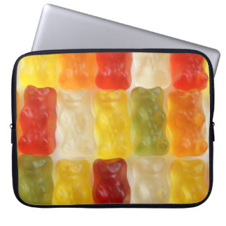 gummy bears computer sleeve