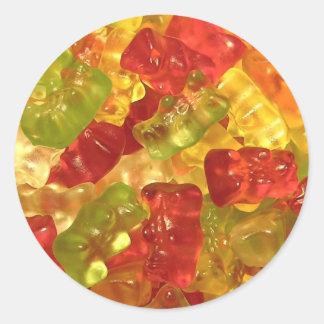 Gummy Bears Sticker