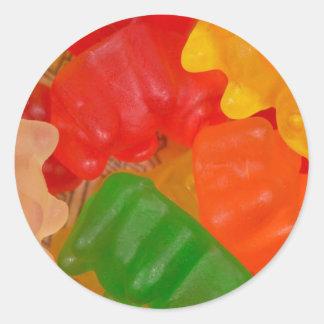 Gummy Bears - Stickers