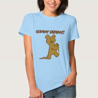 Gummy Brains T-shirts