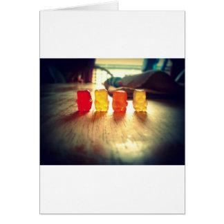 Gummy Gummy Gummy! Card