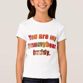 Gummybear buddy t-shirts
