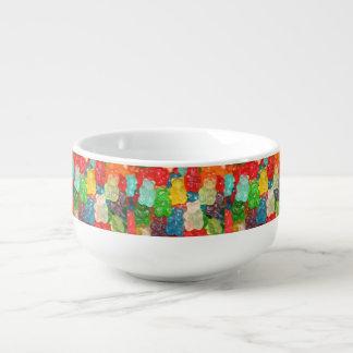 gummybears,candy,colorful,fun,kids,kid,children,pa soup mug