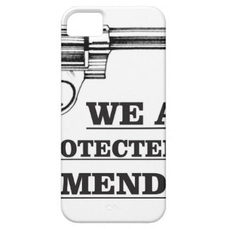 gun and the 2nd iPhone 5 case