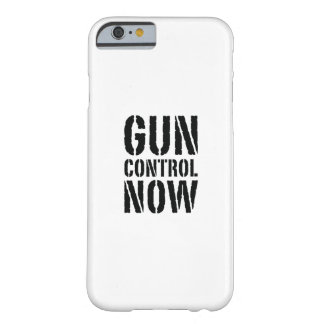 Gun Control Now Barely There iPhone 6 Case