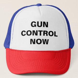 Gun Control Now Trucker Hat