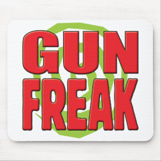 Gun Freak R Mousemat