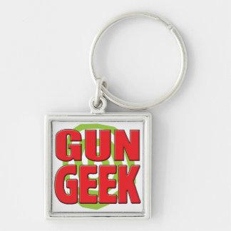 Gun Geek Keychains