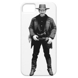 Gun Man Case For The iPhone 5
