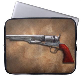 Gun - Model 1860 Army Revolver Laptop Computer Sleeves