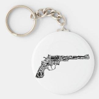 Gun of Guns Key Chains