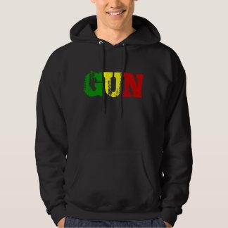 GUN RASTA HOODIE